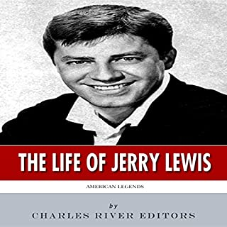 American Legends: The Life of Jerry Lewis cover art