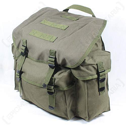 Mil-Tec - Zaino militare, esercito tedesco, capacità 25 l