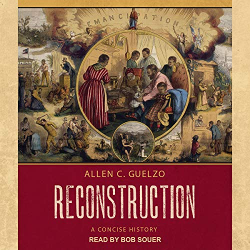 Reconstruction audiobook cover art