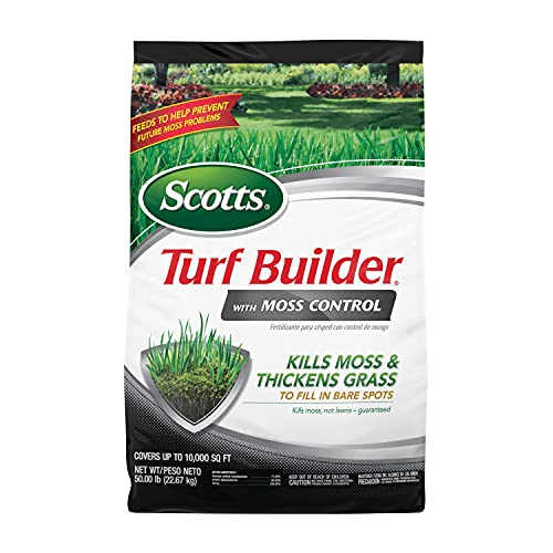 Scotts Turf Builder with Moss Control