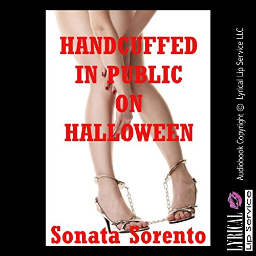 Handcuffed in Public on Halloween audiobook cover art