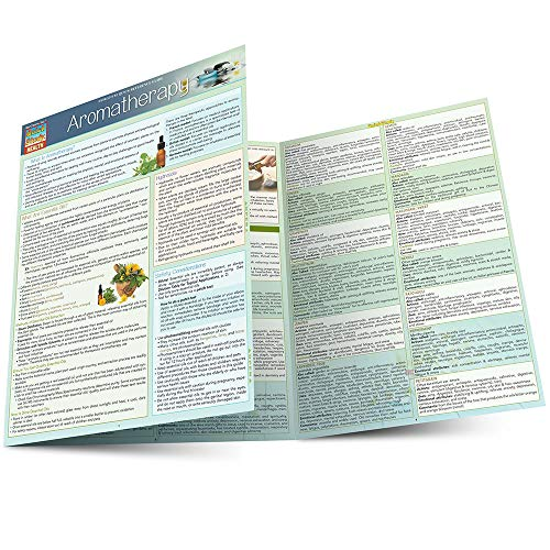 Compare Textbook Prices for Aromatherapy Quick Study Health Lam Rfc Cr Edition ISBN 9781423228165 by BarCharts, Inc.