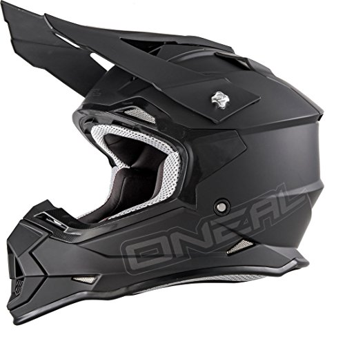 O'Neal Crosshelm 2 Series RL Flat Black-S
