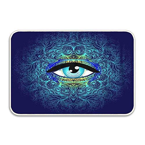 LINFENG Ojo Que Todo lo ve en Colores ácidos Mystic Alchemy