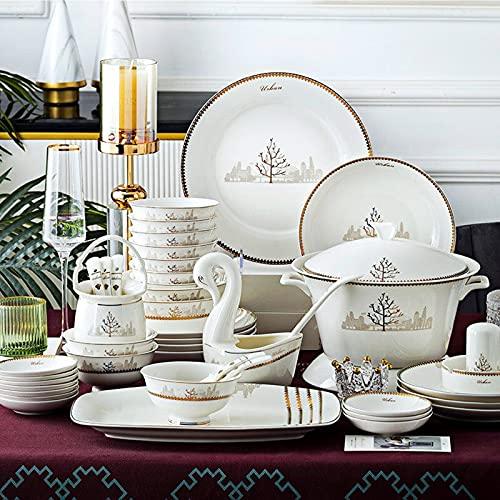 Wyxy European Dinnerware Set