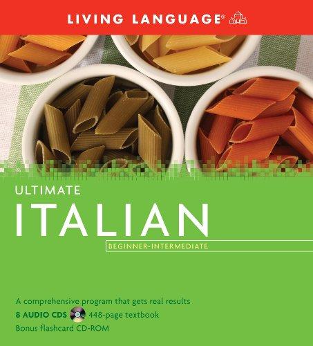 Ultimate Italian Beginner-Intermediate (Book and CD Set):...