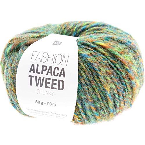 Lana Fashion Alpaca, tweed 50 g, GR