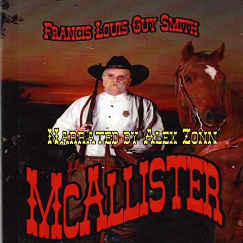 McAllister audiobook cover art