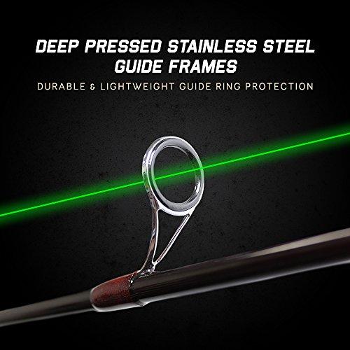 Lamiglas X-11 Salmon/Steelhead Spinning Rod Review 7