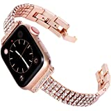 Fullife Compatible for Apple Watch Band 40mm...