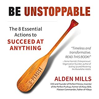 Be Unstoppable audiobook cover art