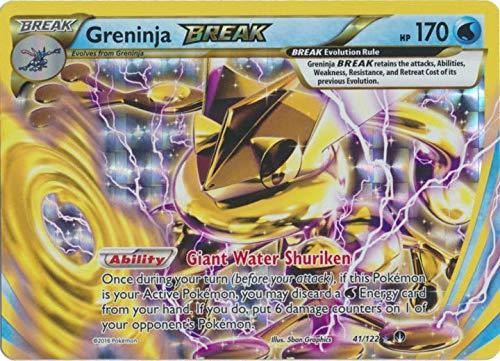 Pokemon - Greninja-Break (41/122) -…