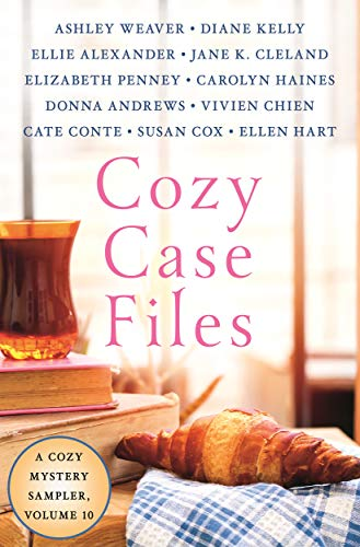 A Cozy Mystery Sampler, Volume 10