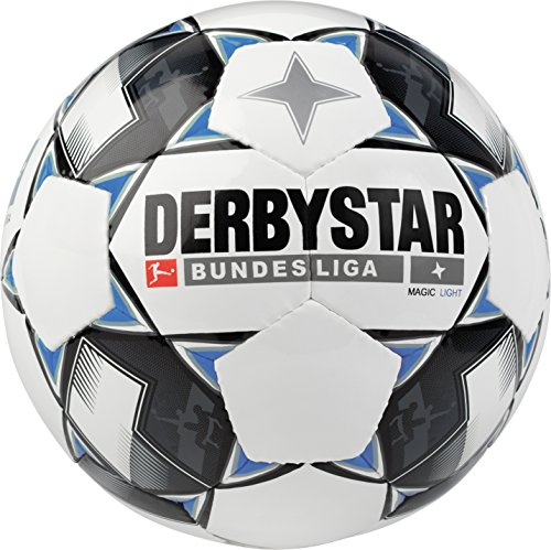 Derbystar Bundesliga Magic Light 1861500126 - Luce bianca e blu