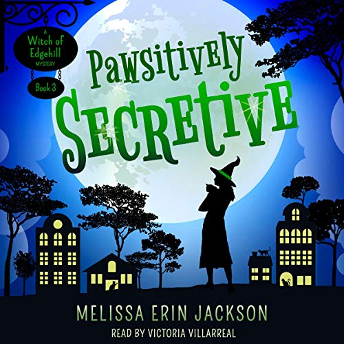 Pawsitively Secretive  By  cover art