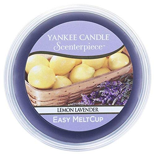 Yankee Candle Scenterpiece Melt Cups, Lemon Lavender
