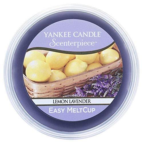 Yankee Candle Scenterpiece Melt Cups, Lemon Lavender