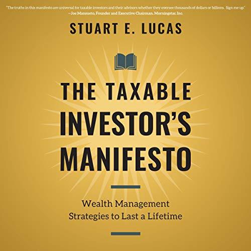 The Taxable Investor's Manifesto cover art