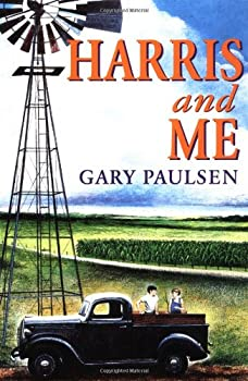 Paperback Harris and Me Book