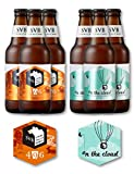 【EC限定】[コースター付]SPRING VALLEY BREWERY 人気 2種飲み比べセット [ 日本 330ml×6本 ] [ギフトBox入り]