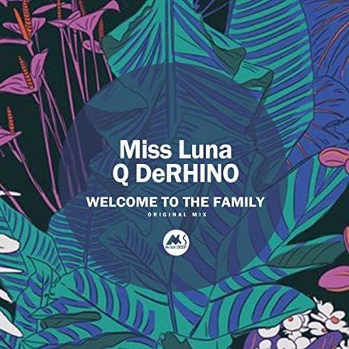 Miss Luna & Q Derhino