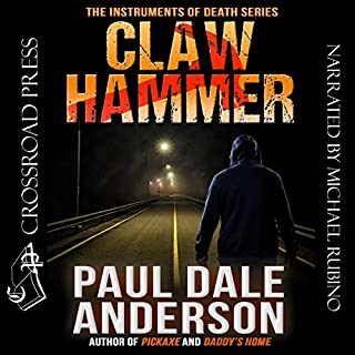Claw Hammer audiobook cover art
