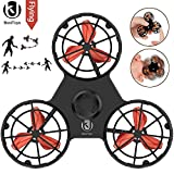 EliveBuy Fidget Spinner Fly Series Phone Stress Reducer Figit Toy for Kid Adult Finger Spinner Hands Focus Toys Perfect for Anxiety,Autism,Bored