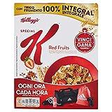 Kellogg's Cereali Integrali con Frutti Rossi, 290g