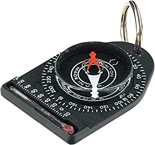 Brunton Tag-Along Plus; Thermometer Compass Black