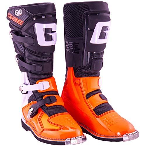 Gaerne Kids GX-J - Botas de motocross (talla 38), color negro