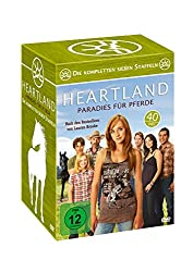 Heartland Staffel 1 bis 7 af DVD