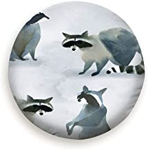 Cool pillow Tire Cover Joey Koala Climbing Tree Animals Wildlife Polyester Universal Spare Wheel Tire Cover Wheel Covers Jeep Trailer Rv SUV Truck Camper Travel Trailer Accessories (14,15,16,17 Inch)