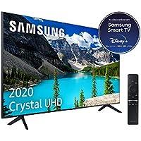 """Samsung Crystal UHD 2020 65TU8005 - Smart TV de 65"""" con Resolución 4K, HDR 10+, Crystal Display, Procesador 4K, PurColor, Sonido Inteligente, One Remote Control y Asistentes de Voz Integrados"""