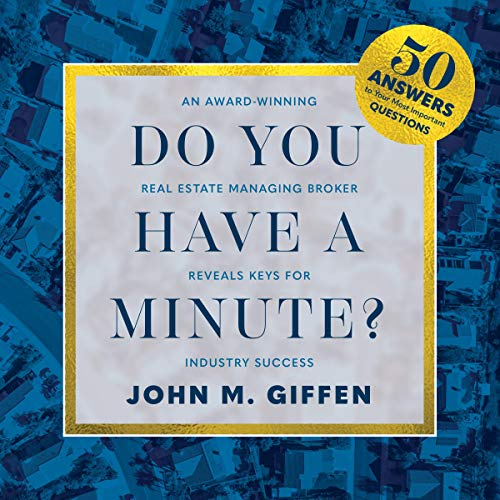 Do You Have a Minute? audiobook cover art