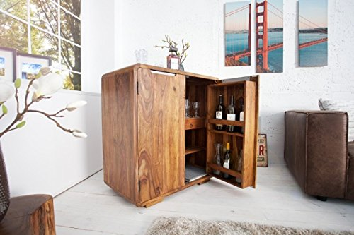 Casa Padrino Bar – Whiskey Schrankbar Antik Stil – Barschrank - 4