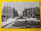 Antigua Postal - Old Postcard : Plaza de Federico Mogúa - Gobierno Civil - BILBAO