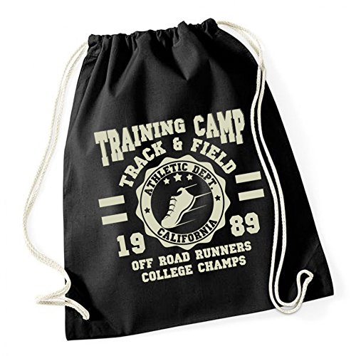 Training Camp Runners Sac De Gym Noir Certified Freak