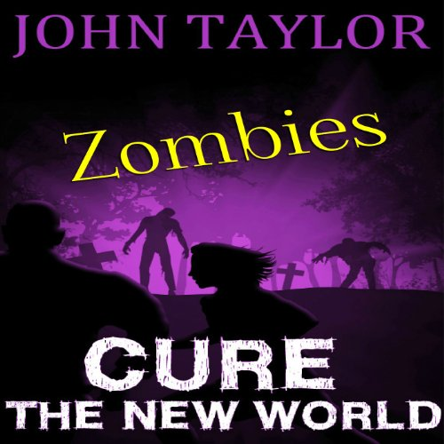 Zombies: Cure audiobook cover art