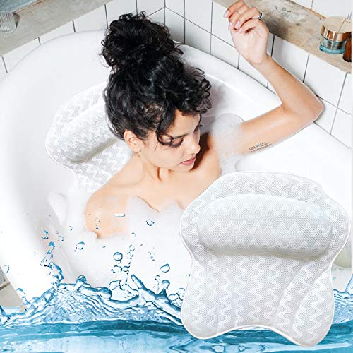 Top 10 Best hot tub pillows with suction cups Reviews