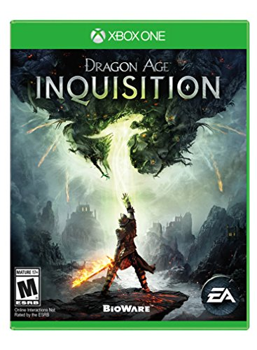 Dragon Age Inquisition - Standard Edition - Xbox One by Electronic Arts