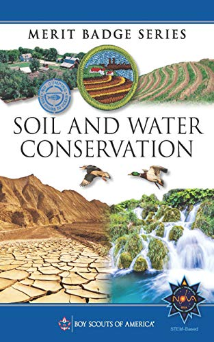 Soil and Water Conservation Merit Badge Pamphlet