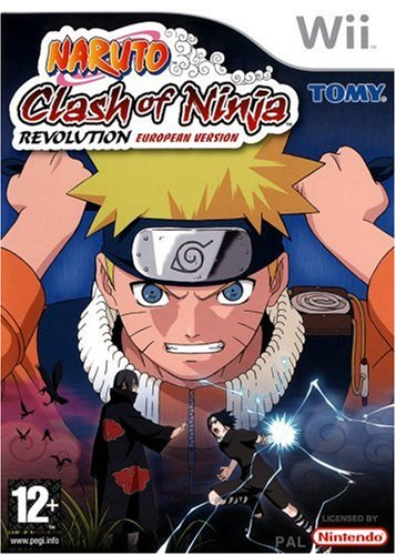 Naruto : Clash of Ninja Revolution [Importación francesa]