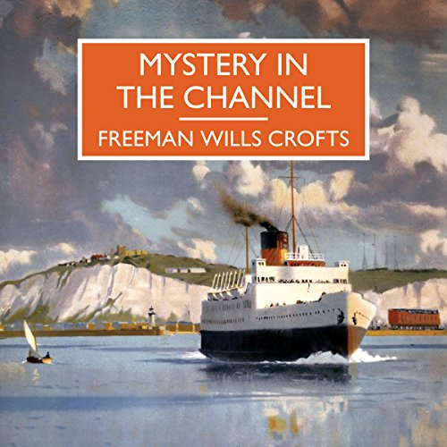 Mystery in the Channel audiobook cover art
