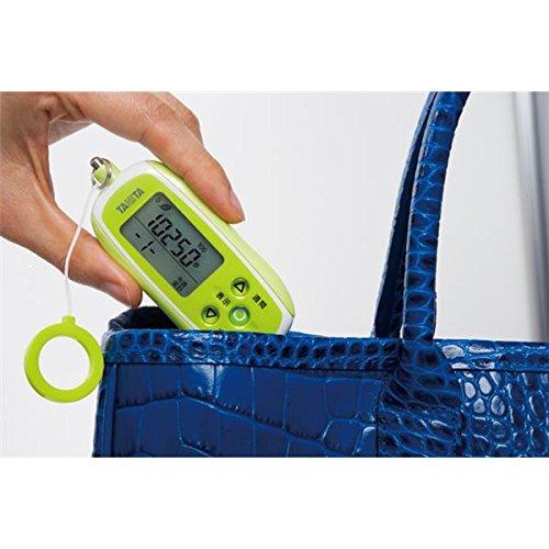 TANITA(タニタ)3Dセンサー搭載歩数計(防犯ブザー付き)FB-736グリーンダイエット健康健康器具歩数計活動量計top1-ds-867216-ah[簡素パッケージ品]