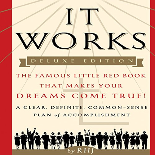 It Works, Deluxe Edition audiobook cover art