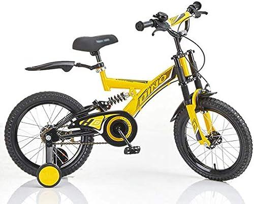 ETZXC Kinderreisefürrad Für Kinderfürr r Im Freien Kinderfürrad Jungen Und mädchen fürrad Indoor Dreirad -16 14 Zoll