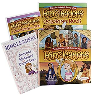 Bible Belles Ringleaders, Adventures of Rooney Cruz Books, Bible Story Books for Children, Christian Gifts for Girls Age ...