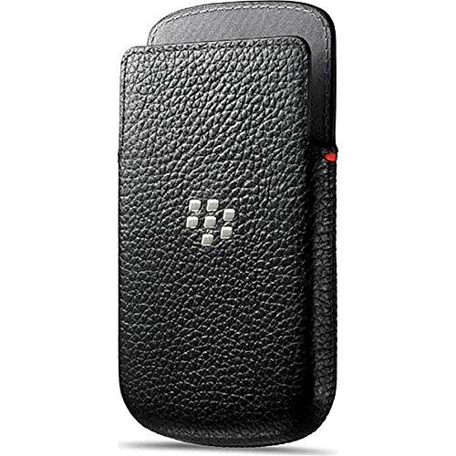 Blackberry ACC-50704-201 Ledertasche für Q10 schwarz