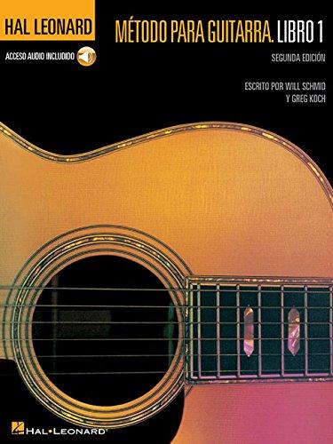 Motodo Para Guitarra Hal Leonard Libro 1 + Audio