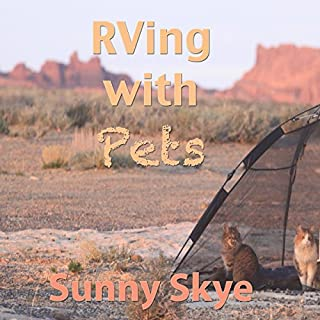 RVing with Pets audiobook cover art